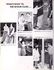 Lebanon High School - Pioneer Yearbook (Lebanon, VA) online yearbook collection, 1971 Edition, Page 30