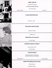 Lebanon High School - Pioneer Yearbook (Lebanon, VA) online yearbook collection, 1972 Edition, Page 151