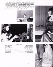 Lebanon High School - Pioneer Yearbook (Lebanon, VA) online yearbook collection, 1974 Edition, Page 52 of 182
