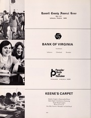 Lebanon High School - Pioneer Yearbook (Lebanon, VA) online yearbook collection, 1975 Edition, Page 168