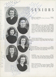 Lebanon High School - Souvenir Yearbook (Lebanon, TN) online yearbook collection, 1945 Edition, Page 14