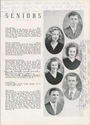 Lebanon High School - Souvenir Yearbook (Lebanon, TN) online yearbook collection, 1945 Edition, Page 15