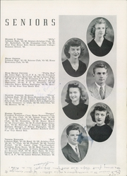Lebanon High School - Souvenir Yearbook (Lebanon, TN) online yearbook collection, 1945 Edition, Page 17