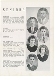 Lebanon High School - Souvenir Yearbook (Lebanon, TN) online yearbook collection, 1945 Edition, Page 21