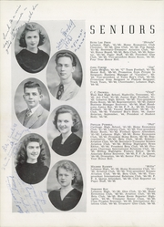 Lebanon High School - Souvenir Yearbook (Lebanon, TN) online yearbook collection, 1945 Edition, Page 22