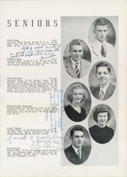Lebanon High School - Souvenir Yearbook (Lebanon, TN) online yearbook collection, 1945 Edition, Page 23 of 92