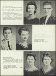 Lebanon High School - Souvenir Yearbook (Lebanon, TN) online yearbook collection, 1960 Edition, Page 31