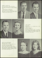 Lebanon High School - Souvenir Yearbook (Lebanon, TN) online yearbook collection, 1960 Edition, Page 37
