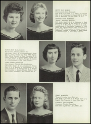 Lebanon High School - Souvenir Yearbook (Lebanon, TN) online yearbook collection, 1960 Edition, Page 38 of 200