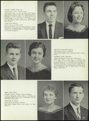 Lebanon High School - Souvenir Yearbook (Lebanon, TN) online yearbook collection, 1960 Edition, Page 39