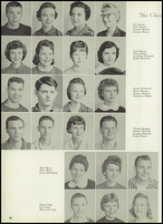 Lebanon High School - Souvenir Yearbook (Lebanon, TN) online yearbook collection, 1960 Edition, Page 52
