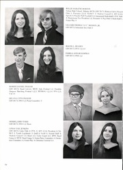 Lebanon High School - Souvenir Yearbook (Lebanon, TN) online yearbook collection, 1973 Edition, Page 70