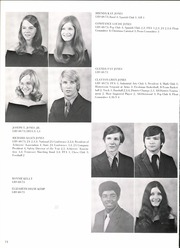 Lebanon High School - Souvenir Yearbook (Lebanon, TN) online yearbook collection, 1973 Edition, Page 72