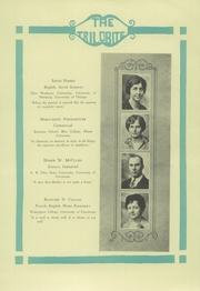 Lebanon High School - Trilobite Yearbook (Lebanon, OH) online yearbook collection, 1927 Edition, Page 13