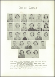Lebanon Junction High School - Eagle Yearbook (Lebanon Junction, KY) online yearbook collection, 1954 Edition, Page 49