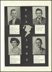 Lebanon Junction High School - Eagle Yearbook (Lebanon Junction, KY) online yearbook collection, 1955 Edition, Page 19