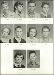 Lebanon Junction High School - Eagle Yearbook (Lebanon Junction, KY) online yearbook collection, 1958 Edition, Page 22 of 80