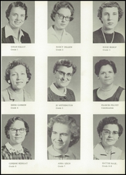 Lebanon Junction High School - Eagle Yearbook (Lebanon Junction, KY) online yearbook collection, 1959 Edition, Page 11