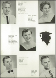 Lebanon Junction High School - Eagle Yearbook (Lebanon Junction, KY) online yearbook collection, 1959 Edition, Page 14