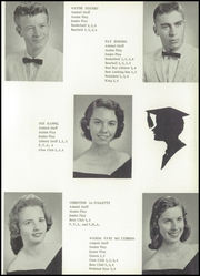 Lebanon Junction High School - Eagle Yearbook (Lebanon Junction, KY) online yearbook collection, 1959 Edition, Page 15 of 72