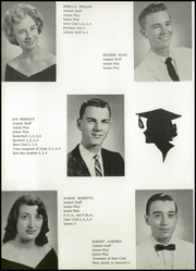 Lebanon Junction High School - Eagle Yearbook (Lebanon Junction, KY) online yearbook collection, 1959 Edition, Page 16
