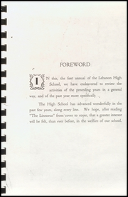 Lebanon Union High School - Warrior Yearbook (Lebanon, OR) online yearbook collection, 1915 Edition, Page 3 of 202