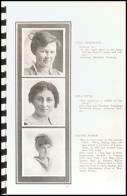 Lebanon Union High School - Warrior Yearbook (Lebanon, OR) online yearbook collection, 1915 Edition, Page 43