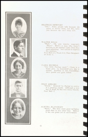 Lebanon Union High School - Warrior Yearbook (Lebanon, OR) online yearbook collection, 1915 Edition, Page 58