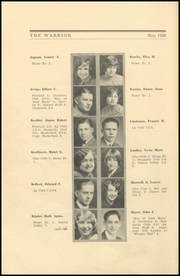 Lebanon Union High School - Warrior Yearbook (Lebanon, OR) online yearbook collection, 1928 Edition, Page 24
