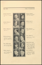 Lebanon Union High School - Warrior Yearbook (Lebanon, OR) online yearbook collection, 1928 Edition, Page 25 of 92