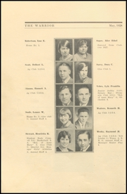 Lebanon Union High School - Warrior Yearbook (Lebanon, OR) online yearbook collection, 1928 Edition, Page 26