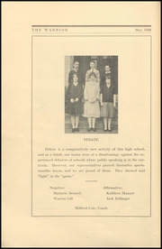 Lebanon Union High School - Warrior Yearbook (Lebanon, OR) online yearbook collection, 1928 Edition, Page 48 of 92