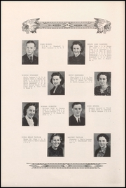 Lebanon Union High School - Warrior Yearbook (Lebanon, OR) online yearbook collection, 1939 Edition, Page 28