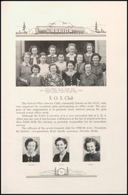 Lebanon Union High School - Warrior Yearbook (Lebanon, OR) online yearbook collection, 1940 Edition, Page 67 of 112
