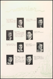 Lebanon Union High School - Warrior Yearbook (Lebanon, OR) online yearbook collection, 1941 Edition, Page 21