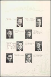 Lebanon Union High School - Warrior Yearbook (Lebanon, OR) online yearbook collection, 1941 Edition, Page 25