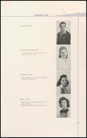 Lebanon Union High School - Warrior Yearbook (Lebanon, OR) online yearbook collection, 1943 Edition, Page 29