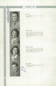 Lebanon Union High School - Warrior Yearbook (Lebanon, OR) online yearbook collection, 1944 Edition, Page 22 of 80