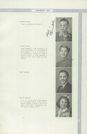 Lebanon Union High School - Warrior Yearbook (Lebanon, OR) online yearbook collection, 1944 Edition, Page 27 of 80