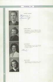 Lebanon Union High School - Warrior Yearbook (Lebanon, OR) online yearbook collection, 1944 Edition, Page 28