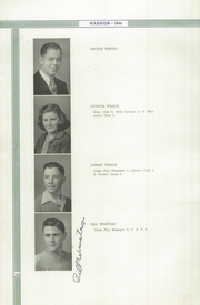 Lebanon Union High School - Warrior Yearbook (Lebanon, OR) online yearbook collection, 1944 Edition, Page 36