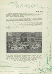 Lebanon Union High School - Warrior Yearbook (Lebanon, OR) online yearbook collection, 1945 Edition, Page 61