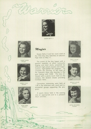 Lebanon Union High School - Warrior Yearbook (Lebanon, OR) online yearbook collection, 1945 Edition, Page 62 of 112