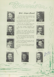 Lebanon Union High School - Warrior Yearbook (Lebanon, OR) online yearbook collection, 1945 Edition, Page 63