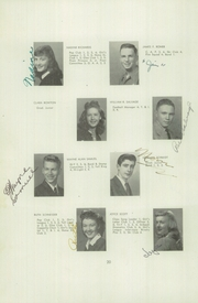 Lebanon Union High School - Warrior Yearbook (Lebanon, OR) online yearbook collection, 1946 Edition, Page 28