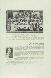 Lebanon Union High School - Warrior Yearbook (Lebanon, OR) online yearbook collection, 1946 Edition, Page 39