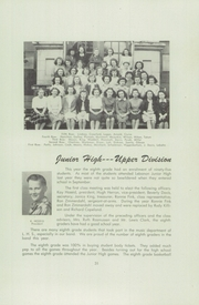 Lebanon Union High School - Warrior Yearbook (Lebanon, OR) online yearbook collection, 1946 Edition, Page 41