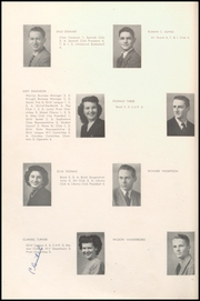 Lebanon Union High School - Warrior Yearbook (Lebanon, OR) online yearbook collection, 1947 Edition, Page 30