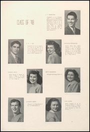 Lebanon Union High School - Warrior Yearbook (Lebanon, OR) online yearbook collection, 1948 Edition, Page 19