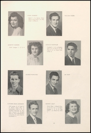 Lebanon Union High School - Warrior Yearbook (Lebanon, OR) online yearbook collection, 1948 Edition, Page 27 of 142